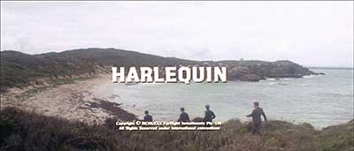 Header Critique : HARLEQUIN