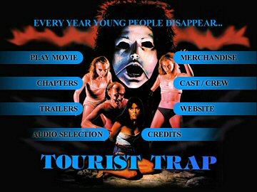 Menu 1 : TOURIST TRAP