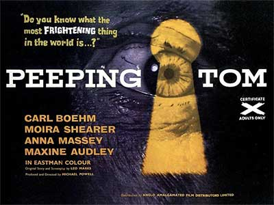 Header Critique : VOYEUR, LE (PEEPING TOM)