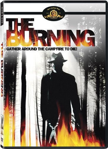 THE BURNING DVD Zone 1 (USA)