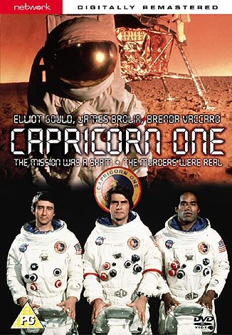 CAPRICORN ONE DVD Zone 2 (Angleterre)