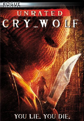 CRY_WOLF DVD Zone 1 (USA)