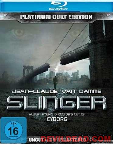 CYBORG Blu-ray Zone B (Allemagne)