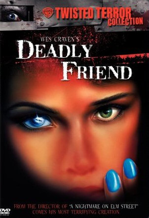 DEADLY FRIEND DVD Zone 1 (USA)