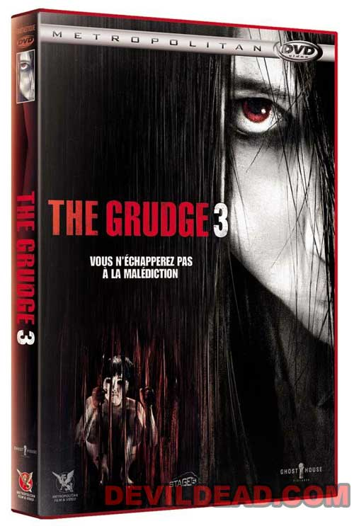 THE GRUDGE 3 DVD Zone 2 (France)