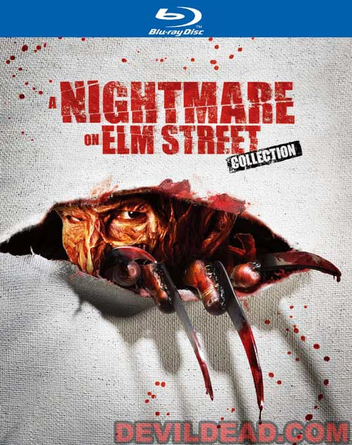A NIGHTMARE ON ELM STREET Blu-ray Zone A (Japon)