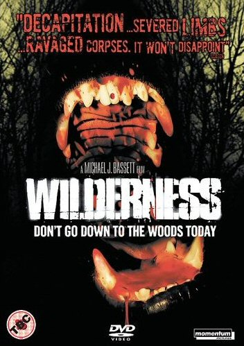 WILDERNESS DVD Zone 2 (Angleterre)