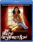 Jaquette : THE HOUSE ON SORORITY ROW