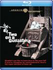 Jaquette : TWO ON A GUILLOTINE