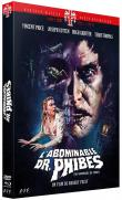 Jaquette : THE ABOMINABLE DR. PHIBES
