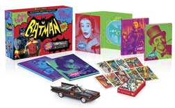 BATMAN 1966 - Blu-ray box