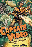 Critique : CAPTAIN VIDEO : MASTER OF THE STRATOSPHERE
