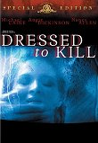 DRESSED TO KILL (PULSIONS) - Critique du film