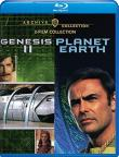 GENESIS II ET PLANET EARTH SUR LE MEME BLU-RAY