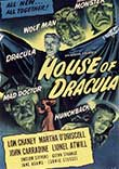 MAISON DE DRACULA, LA (HOUSE OF DRACULA) - Critique du film