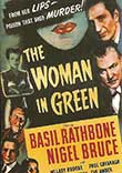 Critique : FEMME EN VERT, LA (THE WOMAN IN GREEN) [1945]