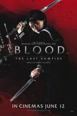 BLOOD THE LAST VAMPIRE (2009) - Teaser Poster