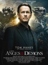 ANGES ET DEMONS - Poster fran�ais