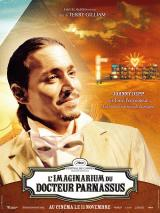 IMAGINARIUM OF DOCTOR PARNASSUS - Johnny Depp Poster