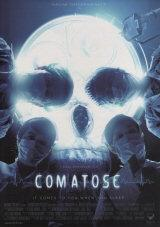 COMATOSE - International Poster
