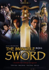 THE INVINCIBLE SWORD - Poster