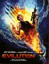 EVILUTION - Poster