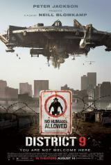 DISTRICT 9 - Poster 2