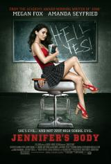 JENNIFER'S BODY - Poster