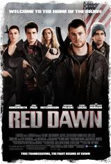 RED DAWN (2012) - Poster