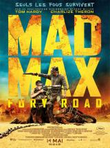 MAD MAX : FURY ROAD - Poster