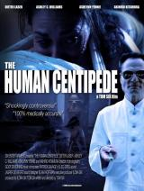 THE HUMAN CENTIPEDE (FIRST SEQUENCE) - Poster