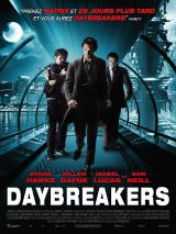 DAYBREAKERS - Poster français