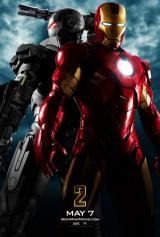IRON MAN 2 - War Machine US Teaser Poster