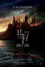 HARRY POTTER AND THE DEATHLY HALLOWS - Teaser Poster