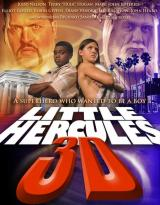 LITTLE HERCULES IN 3D - Poster