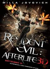 RESIDENT EVIL AFTERLIFE - Poster