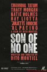 SON OF NO ONE - Teaser Poster