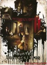 HAUNTED UNIVERSITIES - Poster