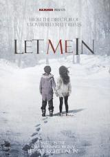 LET ME IN - Teaser Poster