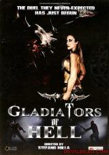 GLADIATORS OF HELL - Poster