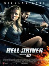 HELL DRIVER (DRIVE ANGRY) - Poster