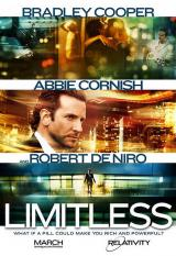 LIMITLESS (2011) - Poster