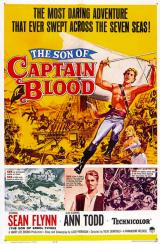 SON OF CAPTAIN BLOOD - Poster