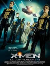 X-MEN : FIRST CLASS - Poster français