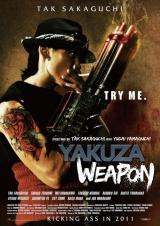YAKUZA WEAPON - Poster