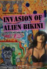INVASION OF THE ALIEN BIKINI - Teaser Poster