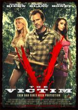 THE VICTIM (2011) - Poster