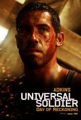 UNIVERSAL SOLDIER : DAY OF RECKONING - Akins Poster
