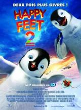 Happy feet 2 - Poster