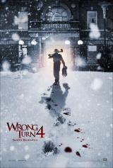 WRONG TURN 4 : BLOODY BEGINNINGS - Teaser Poster